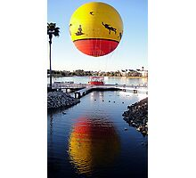 Disney Hot Air Photographic Print