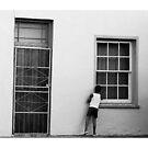 Peeping by iamelmana