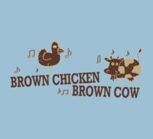 Brown Chicken Brown Cow by maikel38