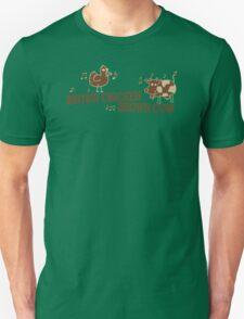 Brown Chicken Brown Cow Unisex T-Shirt