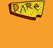 Dare Records Yellow/Red design Unisex T-Shirt