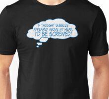 Bubbles Head Unisex T-Shirt