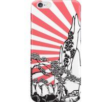 Japanese Landscape T iPhone Case/Skin