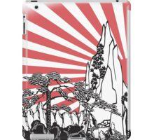 Japanese Landscape T iPad Case/Skin