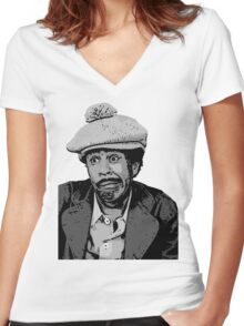 Pryor Women's Fitted V-Neck T-Shirt