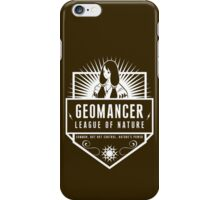 League of Nature iPhone Case/Skin