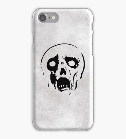 Oh The Horror! iPhone Case/Skin