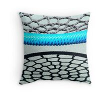 swing and shadow Throw Pillow