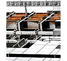 worksite Photographic Print