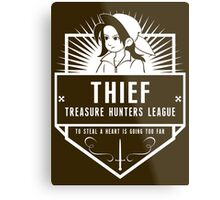 Treasure Hunters League Metal Print