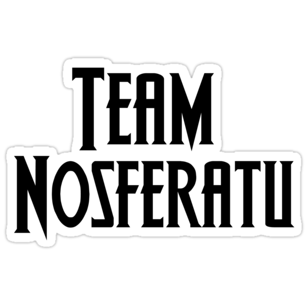 Team Nosferatu by Paige Hally