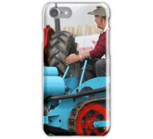 Ransomes MG2 Crawler Tractor (1946) iPhone Case/Skin
