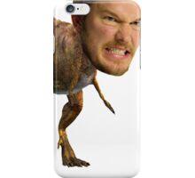 Tyrannosaurus Pratt iPhone Case/Skin