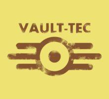 Vault-Tec Kids Clothes