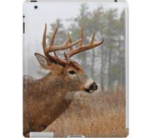 Bullet Buck - White-tailed deer iPad Case/Skin