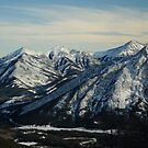On top of the World - Nakiska, Alberta, Canada by Jennifer Mendieta