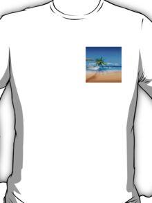 Exotic Post Card T-Shirt