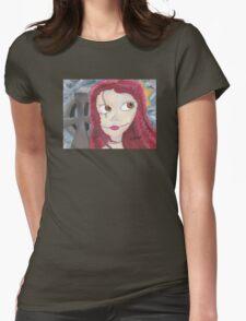 Girl in Graveyard T-Shirt
