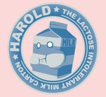 Harold: The Lactose Intolerant Milk Carton Kids Clothes