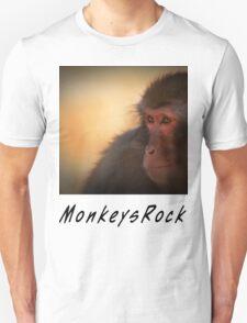 Monkeys Rock T-Shirt