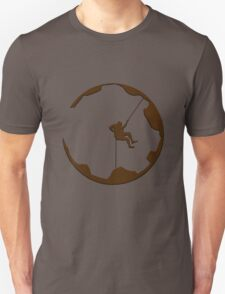 A Climber's World T-Shirt