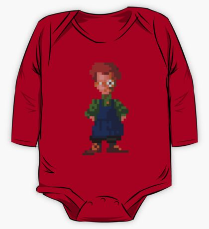 Wally! (Monkey Island 2) One Piece - Long Sleeve