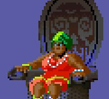 The Voodoo Lady! (Monkey Island 2) by themasrix