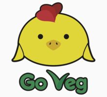 Chicken-Go Veg by hmx23
