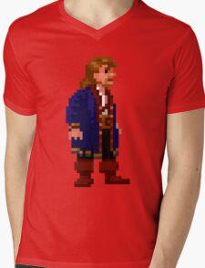 Guybrush (Monkey Island 2) Mens V-Neck T-Shirt