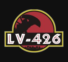 Xenomorph Park - LV 426.  by NightwingDing