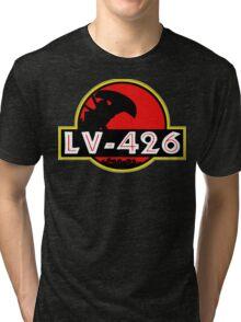 Xenomorph Park - LV 426.  Tri-blend T-Shirt