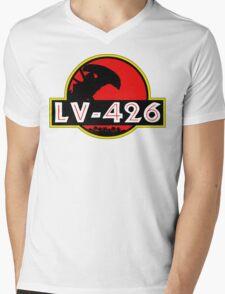 Xenomorph Park - LV 426.  Mens V-Neck T-Shirt
