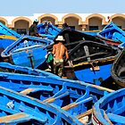 Among the Fishing Boats (Morocco) by BGpix