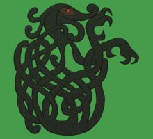 Celtic Dragon by Kayleigh Walmsley