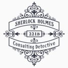 Consulting Detective (blue) by sirwatson