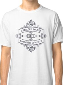 Consulting Detective (blue) Classic T-Shirt