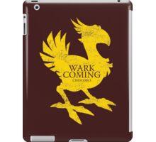 Wark is Coming iPad Case/Skin