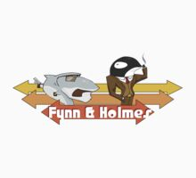 Fynn and Holmes by brad davis