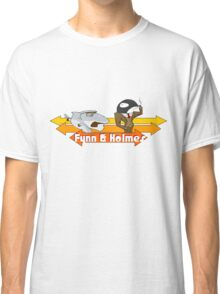 Fynn and Holmes Classic T-Shirt