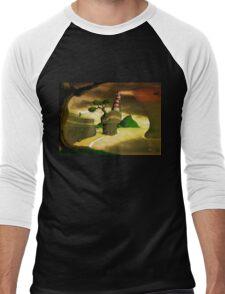 She Sells Ship Wrecks Men's Baseball ¾ T-Shirt
