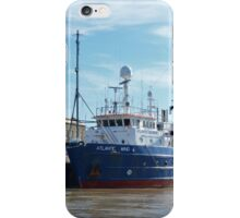 Research & Survey Ship Atlantic Wind iPhone Case/Skin