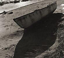 Boat Shadow by Geos