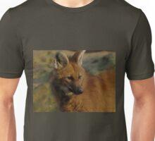 Maned Wolf Unisex T-Shirt