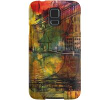The House Jack Built in the Town Angela Imagined Samsung Galaxy Case/Skin