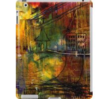 The House Jack Built in the Town Angela Imagined iPad Case/Skin