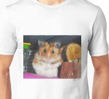 'What are you looking at....?' Unisex T-Shirt