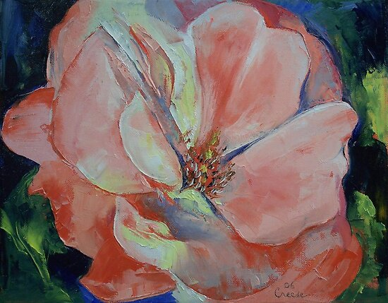 Wild Rose by Michael Creese