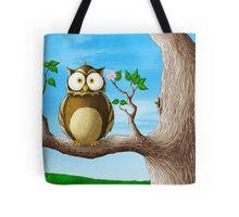 Insomni-Owl Tote Bag