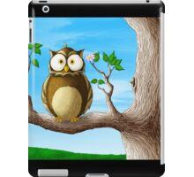 Insomni-Owl iPad Case/Skin