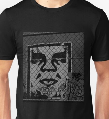 OBEY the GIANT - Shepard Fairey Unisex T-Shirt